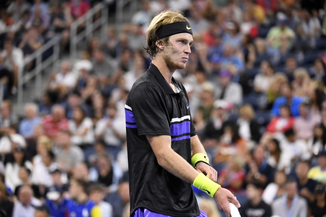 Andrey Rublev vs. Marin Cilic - 6/20/20 Adria Tour Tennis Picks, Odds, and Predictions