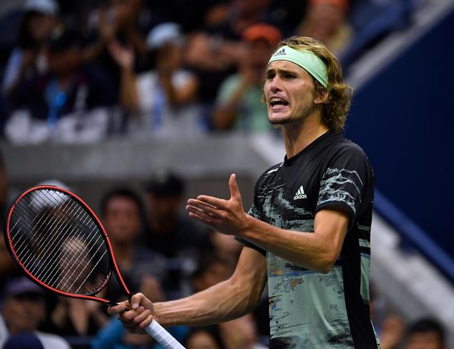 Alexander Zverev vs. Dominic Thiem - 1/31/20 Australian Open Tennis Pick, Odds & Prediction