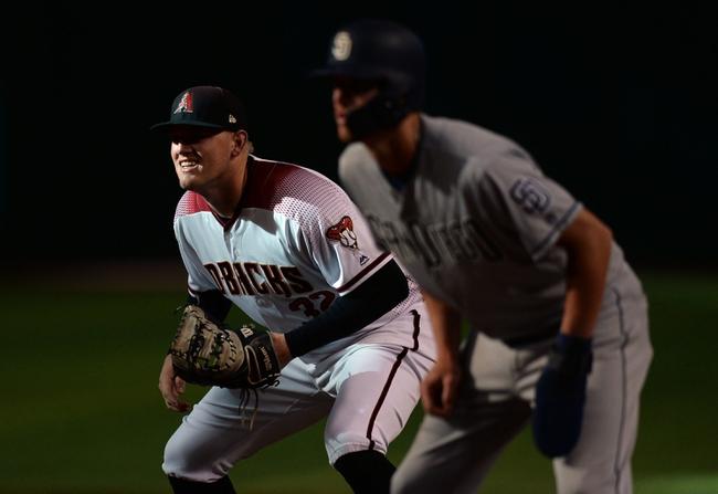 Arizona Diamondbacks vs. San Diego Padres - 9/3/19 MLB Pick, Odds, and Prediction
