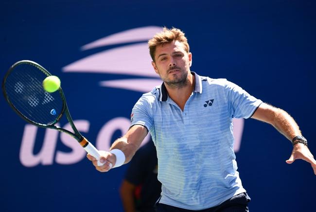 Stan Wawrinka vs. Lorenzo Musetti 9/15/20 Rome Open Tennis Pick, Odds, and Prediction