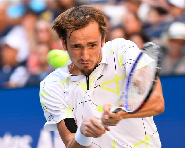 Daniil Medvedev vs. Vasek Pospisil - 2/11/2020 Rotterdam Open Tennis Pick, Odds, and Prediction