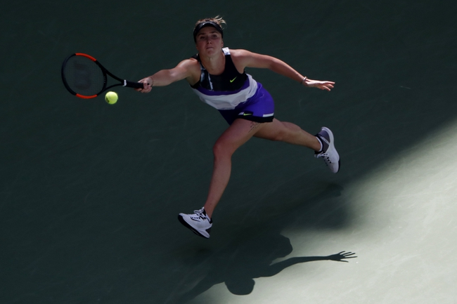 Elina Svitolina vs. Anastasija Sevastova - 9/29/19 China Open Tennis Pick, Odds, and Prediction