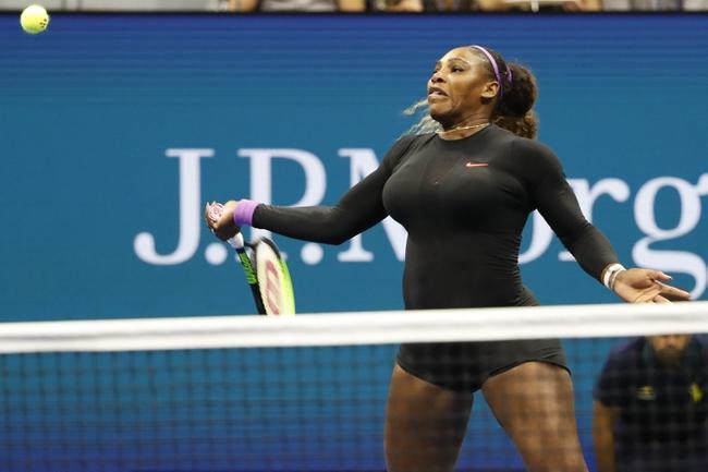 Serena Williams vs. Wang Qiang - 1/24/20 Australian Open Tennis Pick, Odds & Prediction