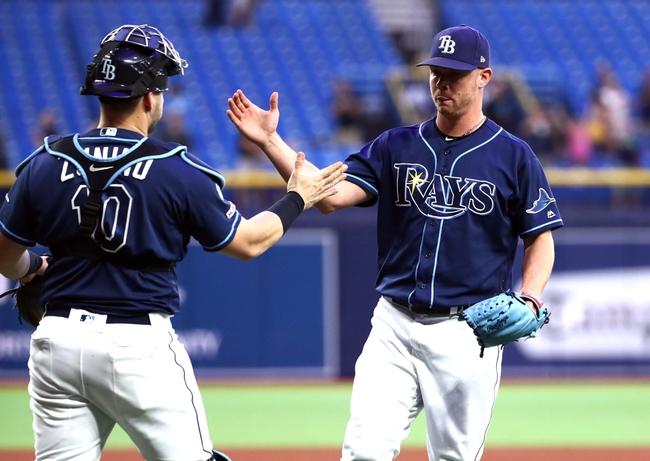 Tampa Bay Rays vs. Toronto Blue Jays - 9/5/19 MLB Pick, Odds, and Prediction