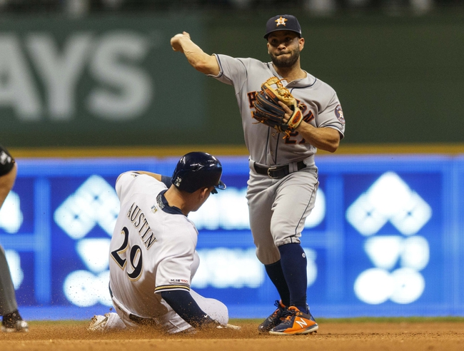 Houston Astros vs. Seattle Mariners - 9/5/19 MLB Pick, Odds, and Prediction