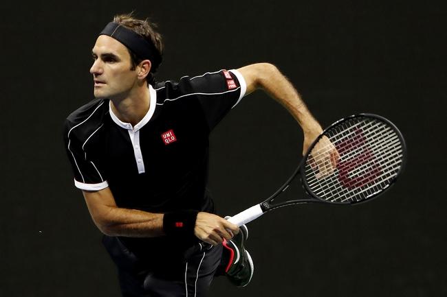 Roger Federer vs. Dominic Thiem  - 11/10/19 ATP Finals Tennis  Pick, Odds, and Prediction