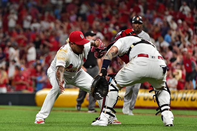St. Louis Cardinals vs. San Francisco Giants - 9/5/19 MLB Pick, Odds, and Prediction