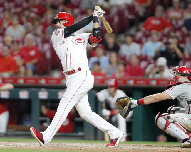 Cincinnati Reds vs. Philadelphia Phillies - 9/4/19 MLB Pick, Odds, and Prediction