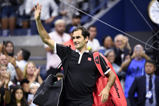 Roger Federer vs. David Goffin - 10/10/19 Shanghai Masters Tennis Pick, Odds, and Prediction