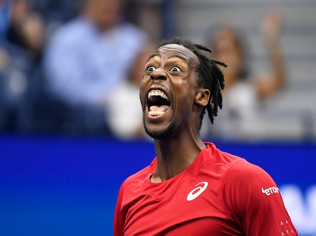 Gael Monfils vs. Richard Gasquet - 2/27/20 Dubai Open Tennis Pick, Odds, and Predictions
