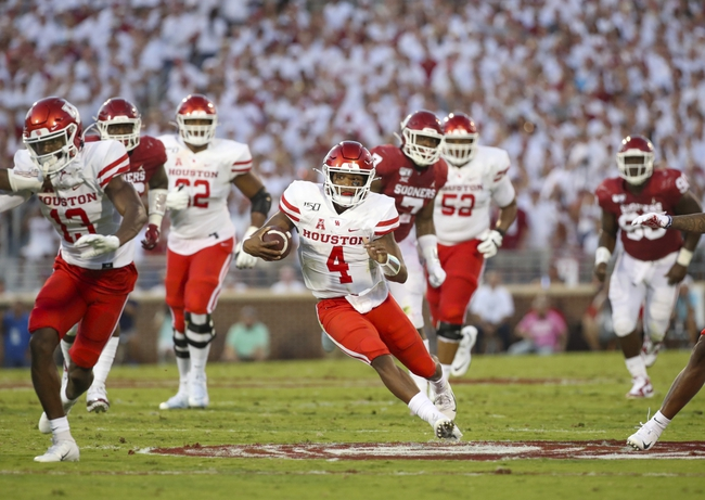 Houston vs. Washington State - 9/13/19 College Football Pick, Odds, and Prediction