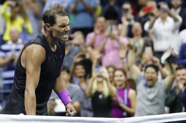 Rafael Nadal vs. Matteo Berrettini - 9/6/19 US Open Tennis Pick, Odds, and Prediction