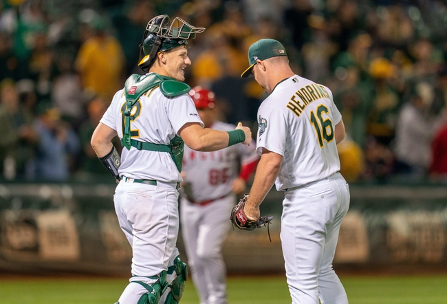 Oakland Athletics vs. Los Angeles Angels - 9/5/19 MLB Pick, Odds, and Prediction