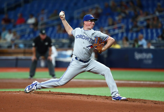 Baltimore Orioles vs. Toronto Blue Jays - 9/17/19 MLB Pick, Odds, and Prediction