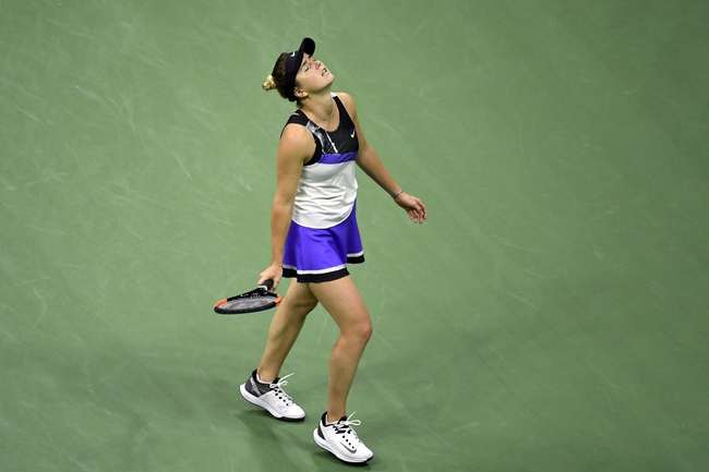 Karolina Pliskova vs. Elina Svitolina - 10/28/19 Shenzhen Tennis Pick, Odds, and Prediction
