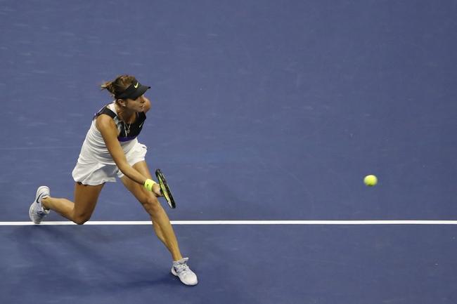 Belinda Bencic vs. Anett Kontaveit - 1/25/20 Australian Open Tennis Pick, Odds & Prediction
