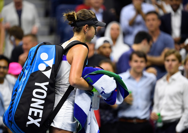 Belinda Bencic vs. Su-Wei Hsieh - 9/28/19 China Open Tennis Pick, Odds, and Prediction