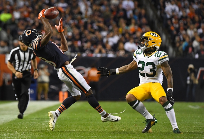 Green Bay Packers vs. Chicago Bears - 12/15/19 NFL Pick, Odds, and Prediction