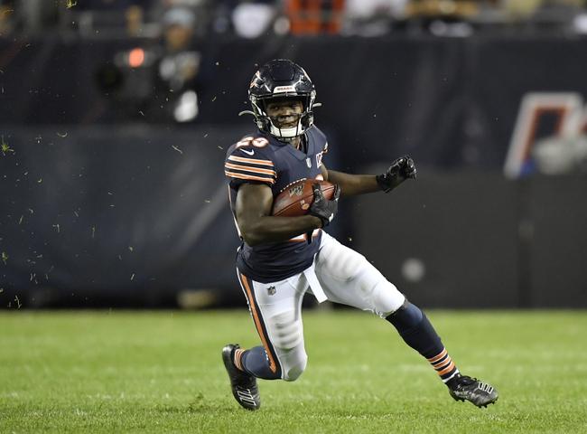 Chicago Bears at Denver Broncos - 9/15/19 NFL Pick, Odds, and Prediction