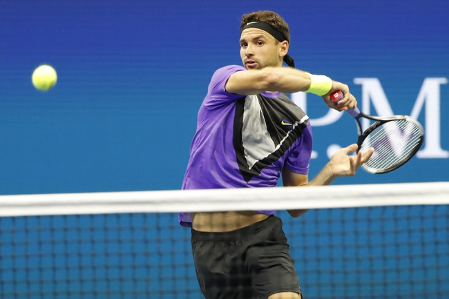 Grigor Dimitrov vs. Felix Auger Aliassime - 2/12/20 Rotterdam Open Tennis Pick, Odds & Prediction