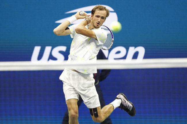 Daniil Medvedev vs. Vasek Pospisil - 10/10/19 Shanghai Masters Tennis Pick, Odds, and Prediction