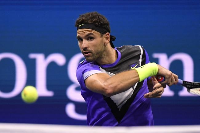 Grigor Dimitrov vs. Denis Shapovalov 9/19/20 Rome Open Tennis Pick, Odds, and Prediction