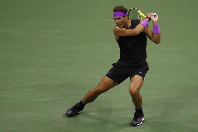 Rafael Nadal vs. Nick Kyrgios - 1/27/20 Australian Open Tennis  Pick, Odds & Prediction
