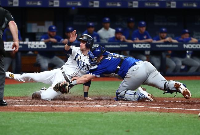 Tampa Bay Rays vs. Toronto Blue Jays - 9/7/19 MLB Pick, Odds, and Prediction