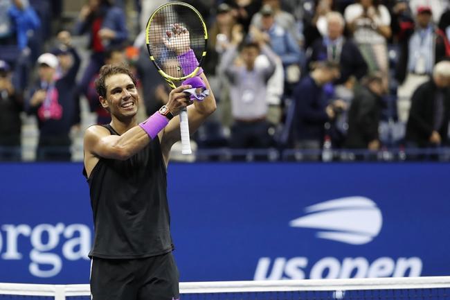 Rafael Nadal vs. Daniil Medvedev - 9/8/19 US Open Tennis Pick, Odds, and Prediction