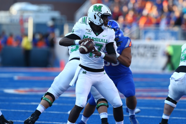Marshall vs. Ohio - 9/14/19 College Football Pick, Odds, and Prediction