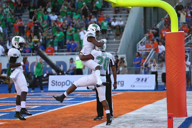 Marshall vs. WKU - 10/26/19 College Football Pick, Odds, and Prediction