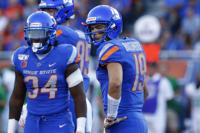 Boise State Broncos 2020 Win Total - College Football Pick, Odds and Prediction
