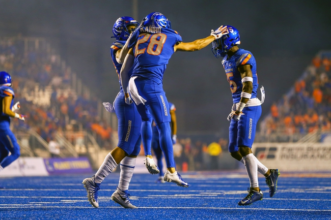 Boise State vs. Portland State - 9/14/19 College Football Pick, Odds, and Prediction
