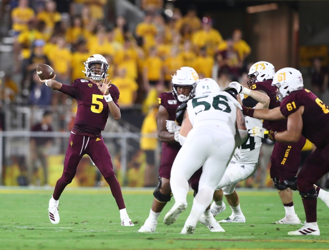 Arizona State vs. Colorado - 9/21/19 College Football Pick, Odds, and Prediction