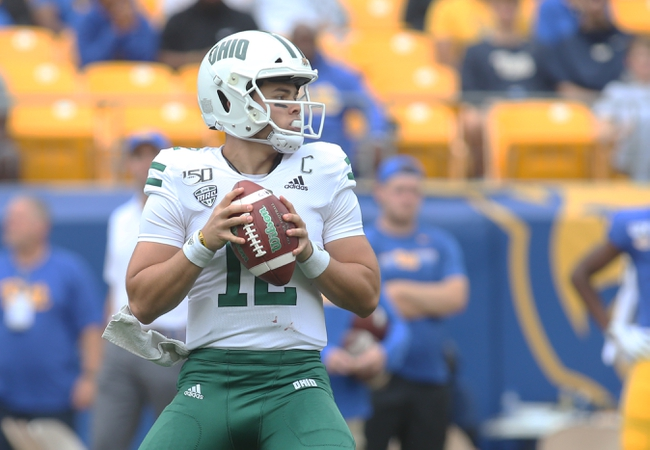 Ohio vs. Kent State - 10/19/19 College Football Pick, Odds, and Prediction