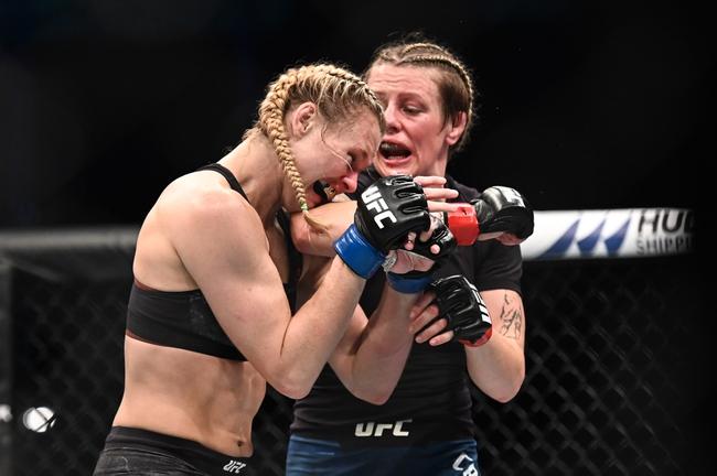 Jennifer Maia vs. Joanne Calderwood - 8/1/20 UFC Fight Night 173 Pick, Odds, and Prediction