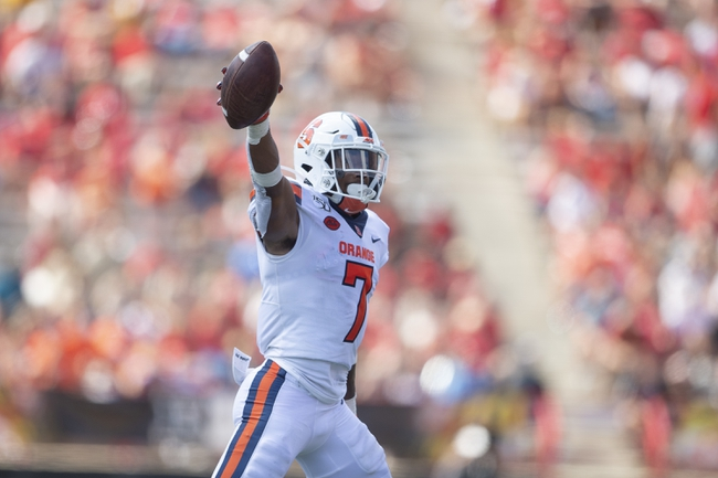 Syracuse vs. Western Michigan - 9/21/19 College Football Pick, Odds, and Prediction