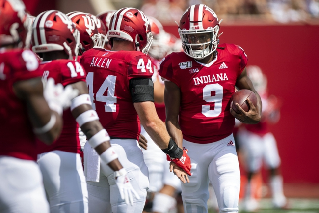 Penn State at Indiana - 10/24/20 College Football Picks and Prediction