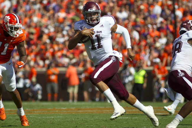 Texas A&M vs. Lamar - 9/14/19 College Football Pick, Odds, and Prediction