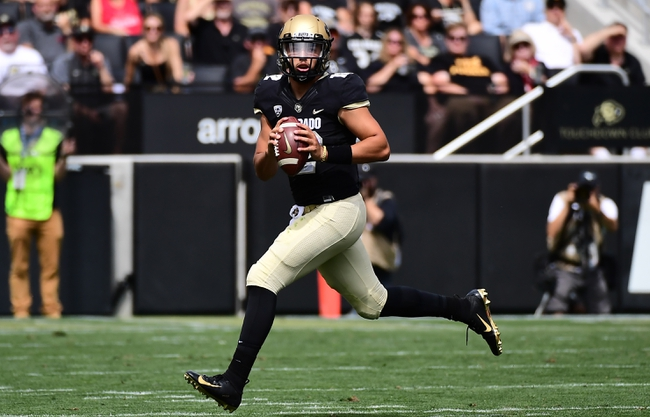 Colorado vs. Air Force - 9/14/19 College Football Pick, Odds, and Prediction