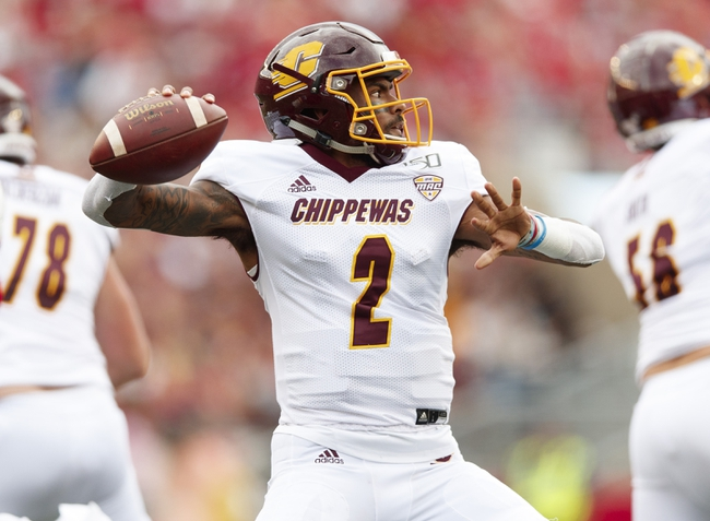Central Michigan vs. Akron - 9/14/19 College Football Pick, Odds, and Prediction