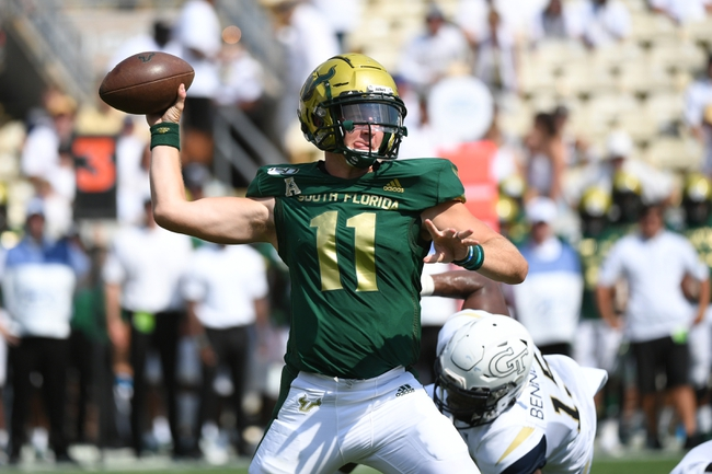 USF vs. BYU - 10/12/19 College Football Pick, Odds, and Prediction