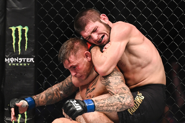 UFC 254: Khabib Nurmagomedov vs. Justin Gaethje Picks and Predictions