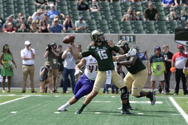 Arkansas vs. Colorado State - 9/14/19 College Football Pick, Odds, and Prediction