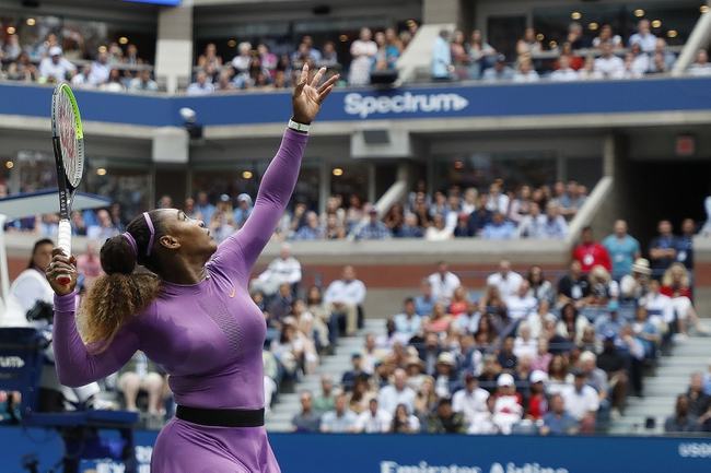 Serena Williams vs. Christina McHale - 1/8/20 Auckland Open Tennis Pick, Odds, and Prediction