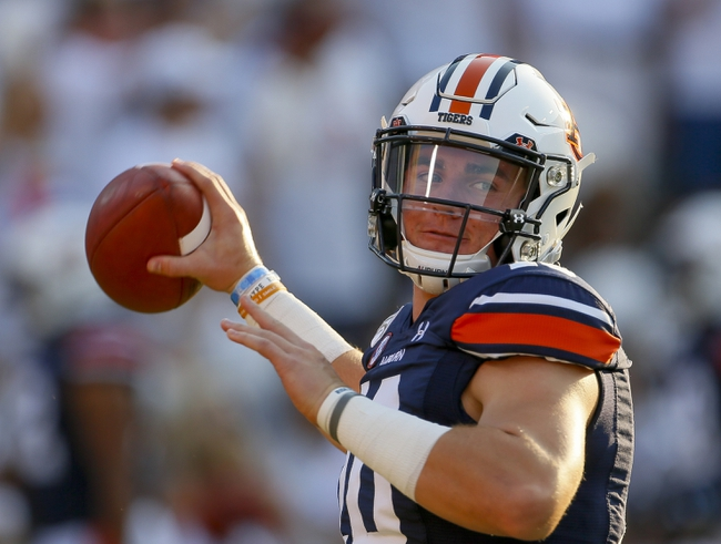 Texas A&M vs. Auburn - 9/21/19 College Football Pick, Odds, and Prediction