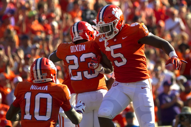 Syracuse vs. Clemson - 9/14/19 College Football Pick, Odds, and Prediction