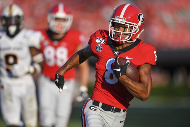 Georgia vs. Arkansas State - 9/14/19 College Football Pick, Odds, and Prediction