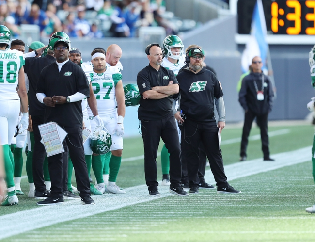 Saskatchewan Roughriders vs. Montreal Alouettes CFL Pick, Odds, Prediction - 9/14/19