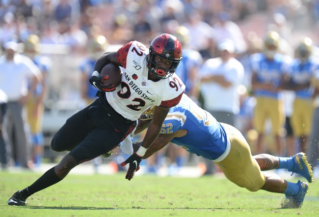 MWC Picks: San Diego State vs UNLV 10/24/20 College Football Picks, Odds, Predictions